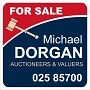 Michael Dorgan Auctioneers & Valuers Logo